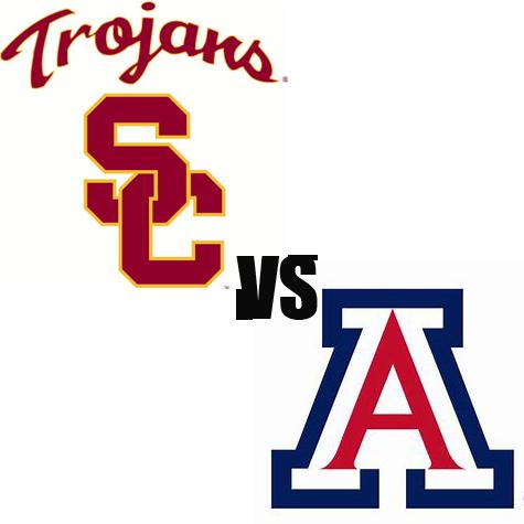 10/30/2021 USC Trojans Vs Arizona Wildcats