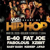 V101 Heart of Hip Hop @ Golden 1 Center